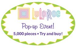lularoe event booth