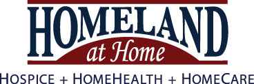 Homeland at Home Logo